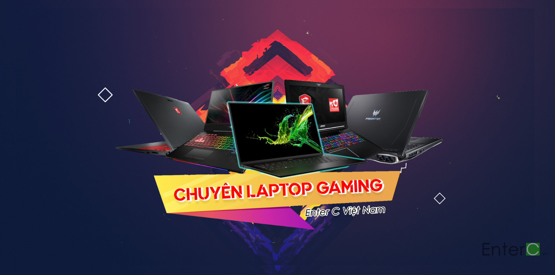 Enter C Việt Nam Baner gaming 1