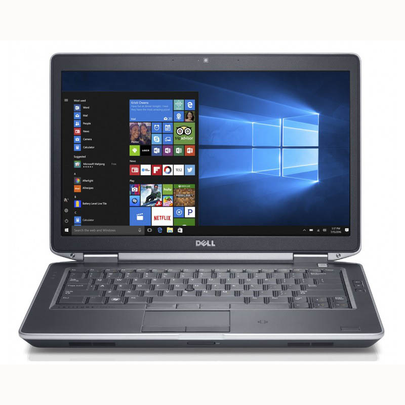 Dell latitude E6440 i5-4300M/ 4GB/ SSD 120GB/ Intel HD Graphics 4600/ 14 inch