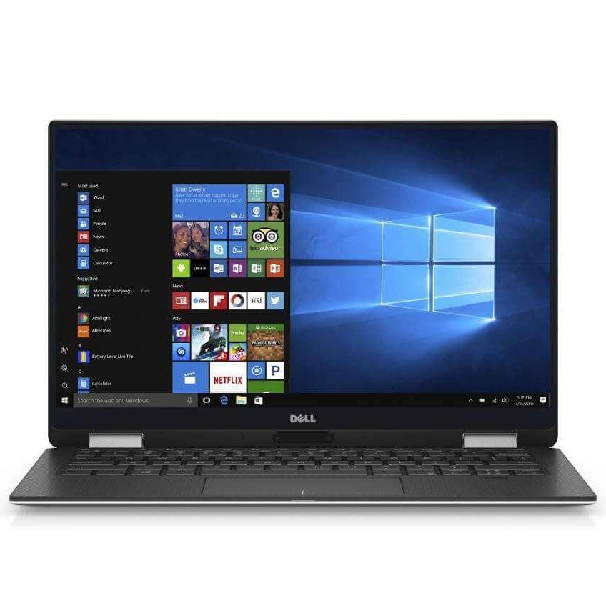 Dell XPS 13 9365 Core i7-7Y75/ RAM 16GB/ SSD 512GB/ VGA Intel HD Grapics 615/ 13.3 inch