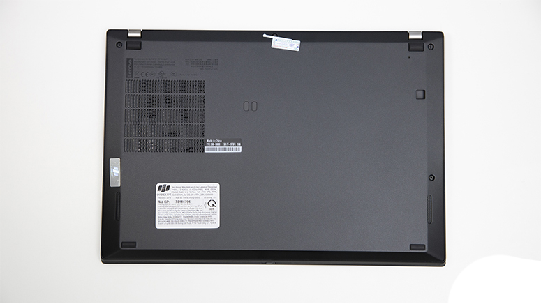 thiết kế T490s