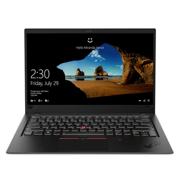 LENOVO THINKPAD X1 CARBON GEN 6 Core i7-7600U/ RAM 16GB/ SSD 256GB / Intel HD Graphics 620/  14 inch