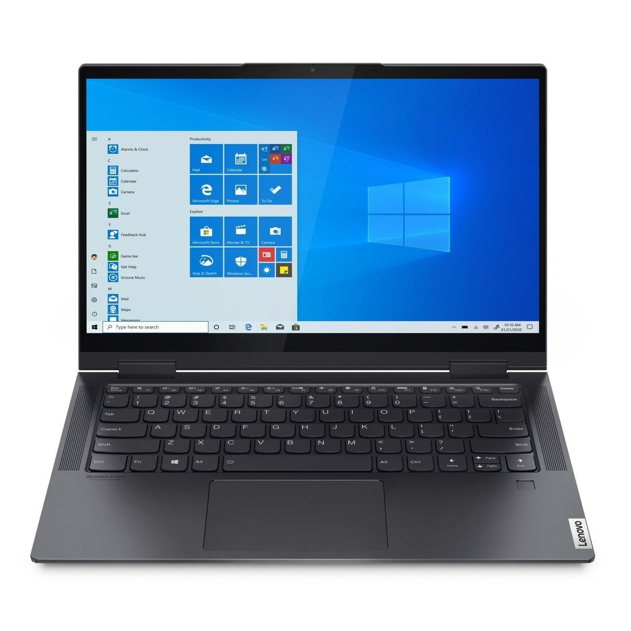 [New 100% Full box] Lenovo Yoga 7i - 14ITL5 i5-1135G7/ RAM 8GB/ SSD 512GB/ Intel Iris Xe G7/ 14 inch FHD IPS 100% sRGB