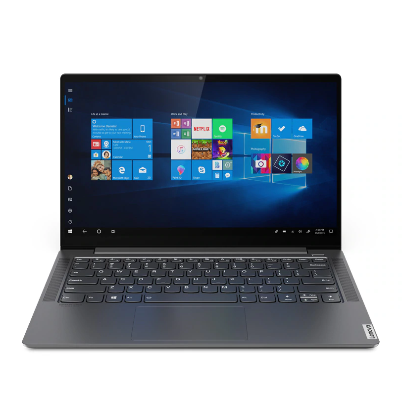 Lenovo Yoga S740-14IIL-81RS0036VN i5-1035G4/ RAM 8GB/ 512GB SSD/ Intel Iris Plus Graphics/ 14 inch