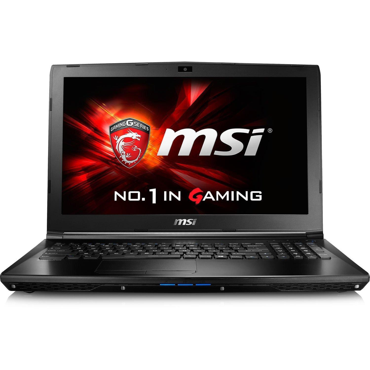 MSI GL72 6QD i7-6700HQ/ 8GB/ HDD 1TB/ VGA 2GB NVIDIA GeForce GTX 960M/ 17.3 inch Full HD 1920x1080)