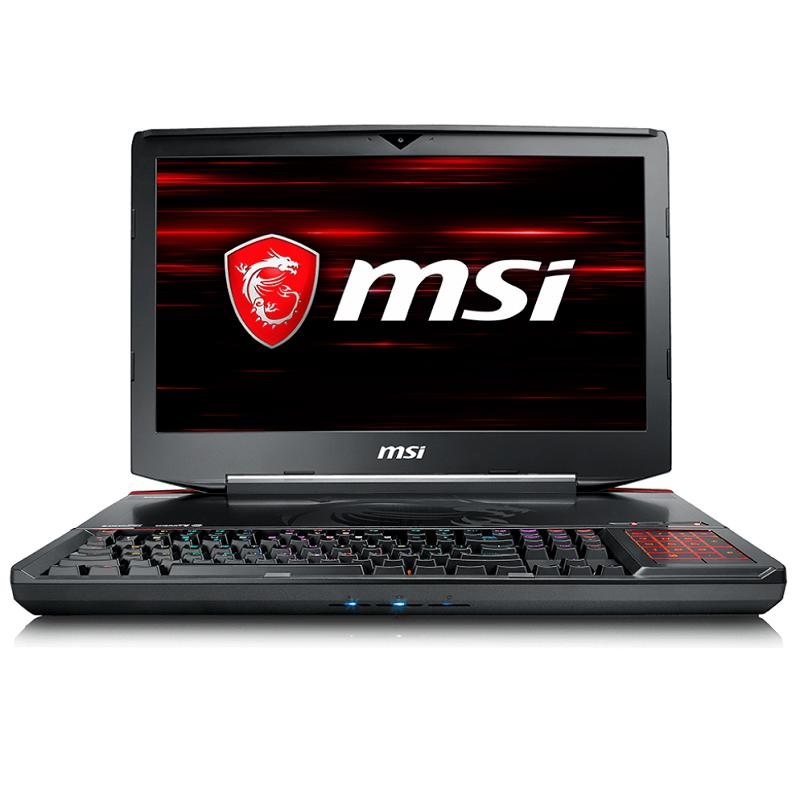 MSI GT83 Titan 8RG 037VN Core i7 8850H/ RAM 32GB/ HDD 1TB + SSD 256GB/ Geforce GTX1080 8GB/ 18