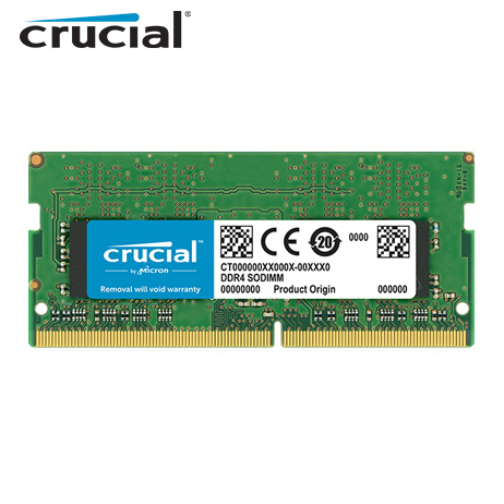 Ram Laptop Crucial DDR4 4GB Bus 2133