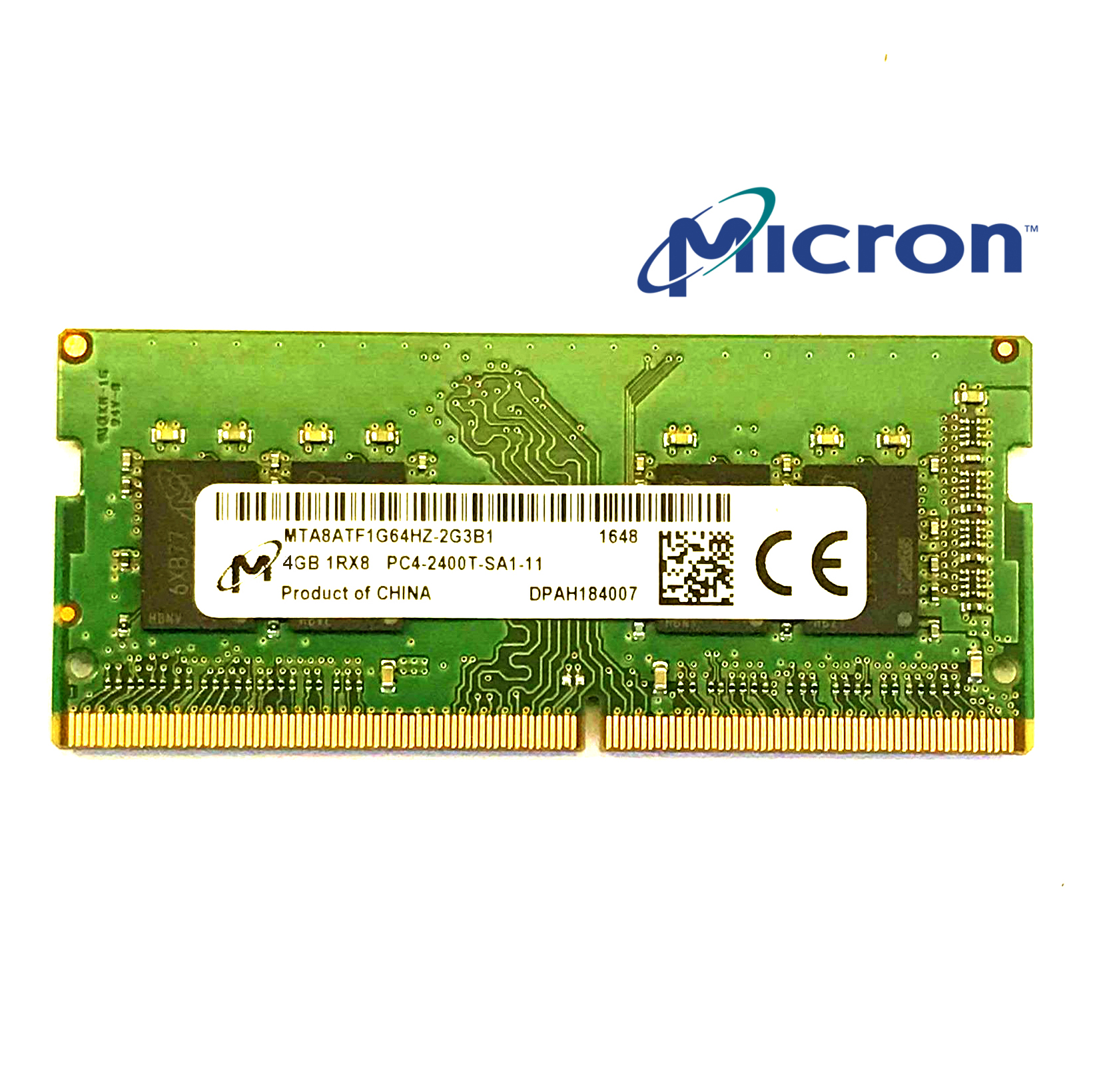 Ram Laptop Micron 4G ddr4 Bus 2400