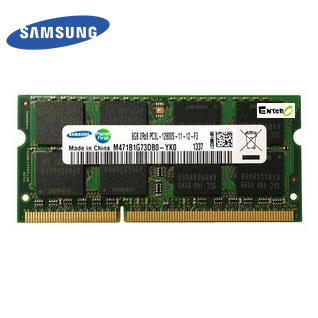 RAM Laptop Samsung DDR3L 8GB Bus 1600