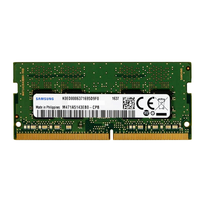 Ram Laptop Samsung DDR4 4GB Bus 2400