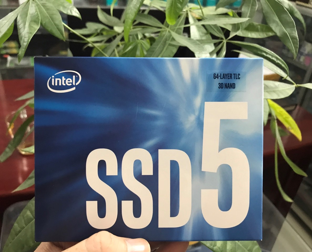 ổ cứng SSD Intel 540s 180GB